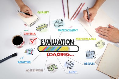 Audit evaluation of marketing content