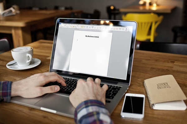 article writing for business marketing content